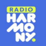 Logo da emissora Harmony 105.4 FM