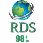 Logo da emissora Rádio RDS 98.3 FM