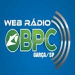 Logo da emissora Rádio OBPC Garça