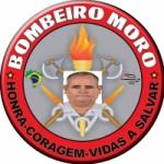 Logo da emissora Rádio Bombeiro Moro