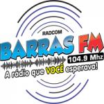 Logo da emissora Rádio Barras 104.9 FM
