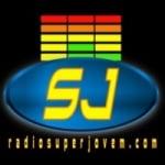 Logo da emissora Rádio Super Jovem