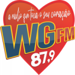 Logo da emissora Rádio WG 87.9 FM