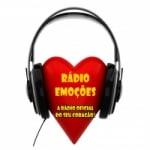 Logo da emissora Rádio Emoções