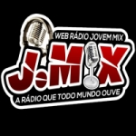 Logo da emissora Rádio Jovem Mix
