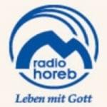 Logo da emissora Horeb Maria AM