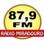 Logo da emissora Rádio Miradouro 87.9 FM