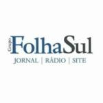 Logo da emissora Rádio FolhaSul