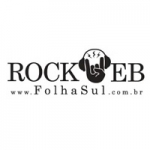 Logo da emissora RockWeb FolhaSul