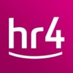 Logo da emissora HR4 Radio