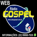 Logo da emissora Rádio Cabo Gospel