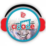 Logo da emissora Rádio Feliz Cidade