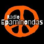 Logo da emissora Rádio Epaminondas