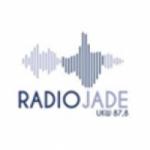Logo da emissora Jade 87.8 FM