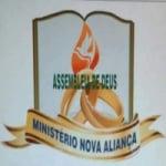 Logo da emissora Rádio Ministério Nova Aliança