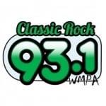 Logo da emissora Radio WMPA 93.1 FM
