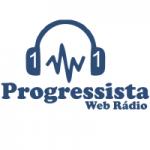 Logo da emissora Rádio Progressista