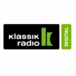 Logo da emissora Klassik Radio 101.3 FM