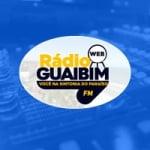 Logo da emissora Rádio Guaibim FM