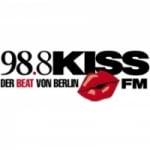 Logo da emissora Kiss 98.8 FM