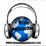 Logo da emissora Rádio Prosseguir