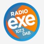 Logo da emissora Radio Exe 107.3 FM