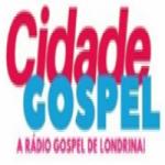 Logo da emissora Rádio Cidade Gospel Londrina