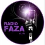 Logo da emissora Radio Faza 97.1 FM