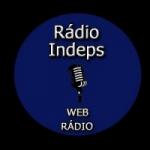 Logo da emissora Rádio Indeps