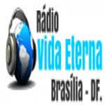 Logo da emissora Rádio Vida Eterna