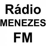 Logo da emissora Rádio Menezes FM