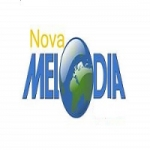 Logo da emissora Rádio Nova Melodia