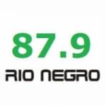Logo da emissora Rádio Rio Negro 87.9 FM