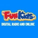 Logo da emissora Radio Fun Kids DAB