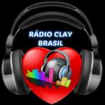 Logo da emissora Rádio Clay Brasil