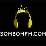 Logo da emissora Rádio Som Bom FM