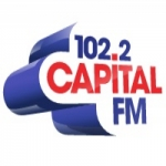 Logo da emissora Radio Capital 102.2 FM