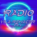 Logo da emissora Rádio Vila Renacer FM