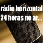 Logo da emissora Rádio Horizontal