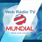 Logo da emissora Web Rádio Tv Mundial