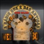 Logo da emissora Rádio DL Music 80