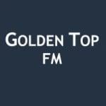 Logo da emissora Rádio Golden Top FM