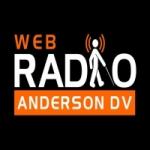 Logo da emissora Rádio Anderson DV