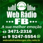 Logo da emissora Web Rádio Frank Borges