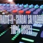 Logo da emissora Rádio El-Shadai Salvador