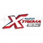 Logo da emissora Radio Xtrema 92.5 FM