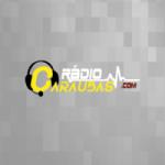 Logo da emissora Rádio Caraúbas