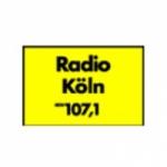 Logo da emissora Köln 107.1 FM