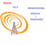 Logo da emissora Rádio BCNF FM