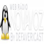 Logo da emissora Web Rádio Nova Voz FM